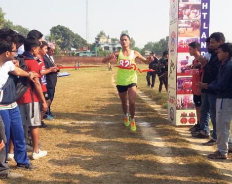 Army dominates Peace Marathon