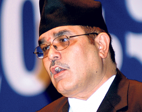 Karki submits clarification in person over contempt of court case