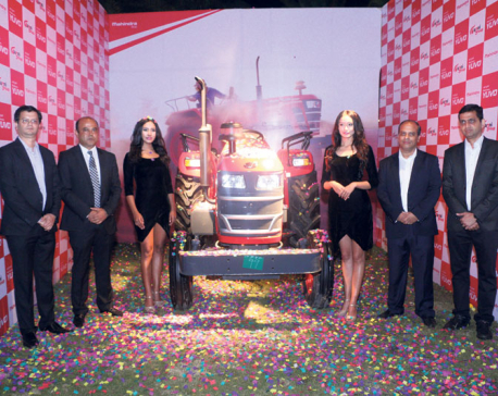 Mahindra YUVO launched