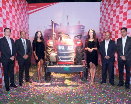 Mahindra YUVO launched
