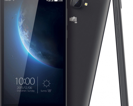 Micromax Q397 out in the market