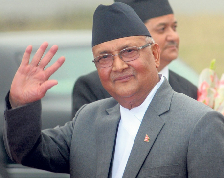 Want to deepen ties with China to gain greater leverage with India: Nepal's Oli