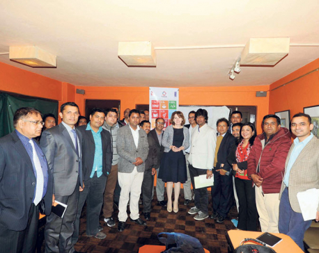 Need for collective effort underlined to meet SDGs
