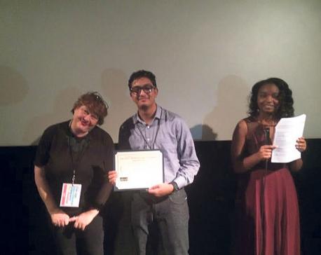Dhartiputra awarded in Chicago International Film Festival