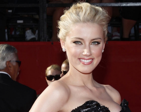 Amber Heard stars in video on domesticviolence