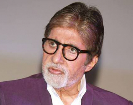 Sexual violence largely ignored by film industry: Amitabh Bachchan