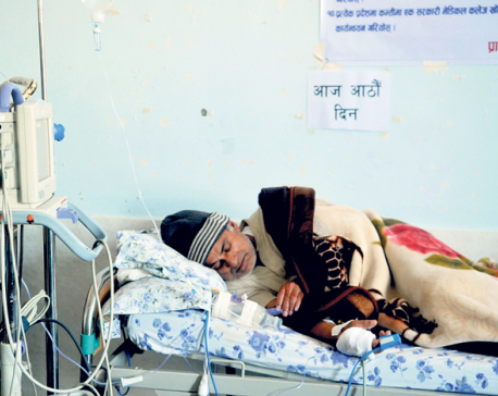 Dr KC's supporters to picket TU VC Office today