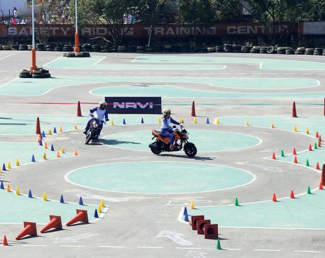 Honda Navi test drive conducted