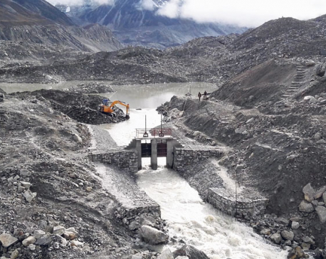 Nepal Army drains 3 mile-high glacial lake