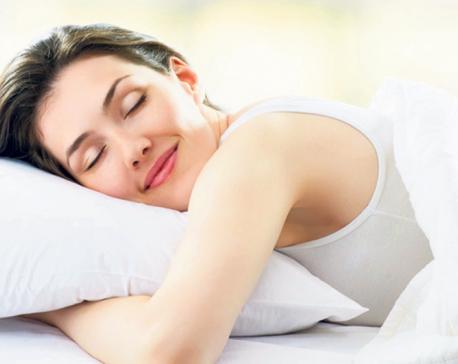 Novel interactive app to improve sleep