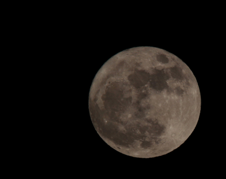 When moon came closest to earth in decades  (Photo/Video)