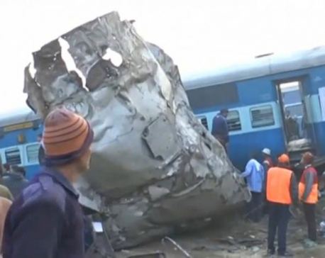 India train derails, at least 107 killed, more than 150 injured (Update)