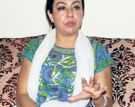 Rana to assume office as first woman president of FNCCI