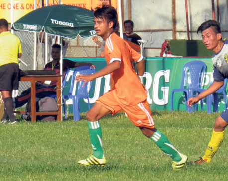 Morang into quarterfinal