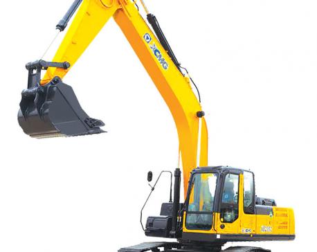 IDMC launches XCMG excavator