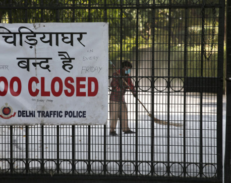 Park in Indian capital shut after suspected bird flu deaths