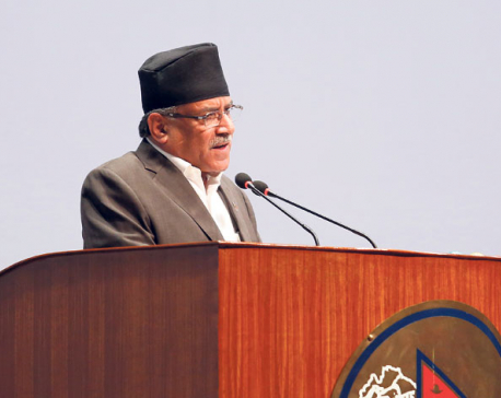 Dahal promises amendment deal before Chhath