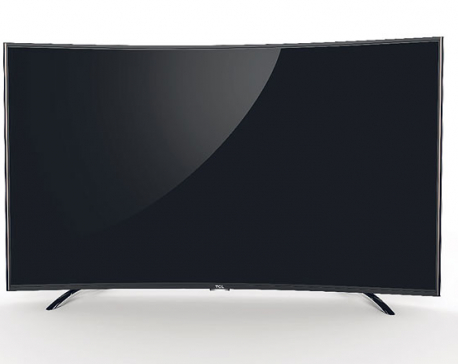 TCL Curve TV now in market