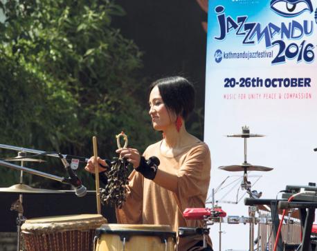 Jazzmandu enthralls school students