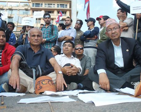 Dr KC demands action against Lokman following impeachment (Photos/Video)