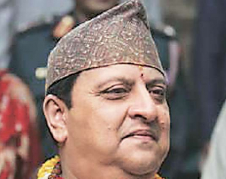 Ex-King Gyanendra to inaugurate Int'l Hindu Conference