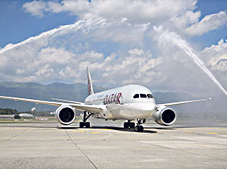 Qatar Airways upgrades aircraft for three destinations