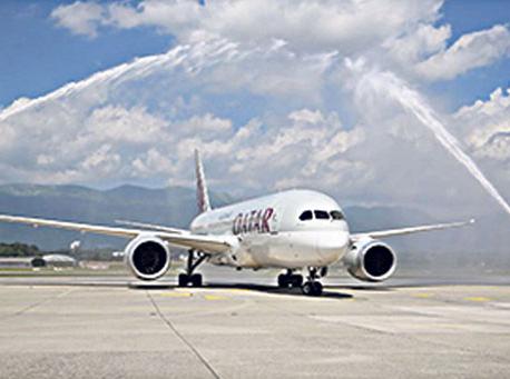 Qatar Airways upgrades aircraft for three destinations