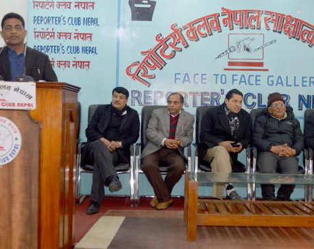 Govt will announce date for elections within 10 days: PM's Political Advisor Khanal