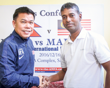 Reality check for host in Nepal-Malaysia friendly today