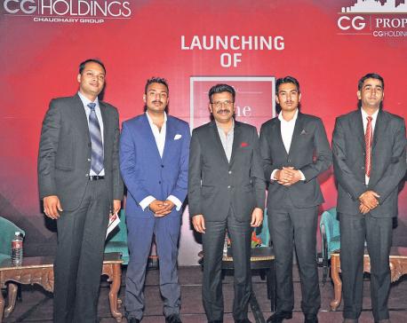 CG Holdings launches premium villas