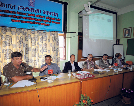 New Nepali envoys take stock of economic priorities