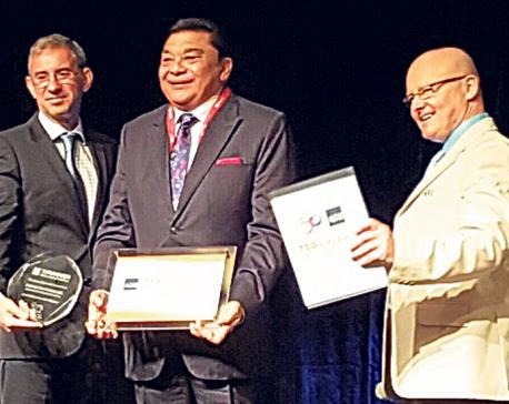 HBL bags ADB award