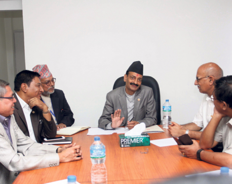 NCC delegation meets Industry Minister