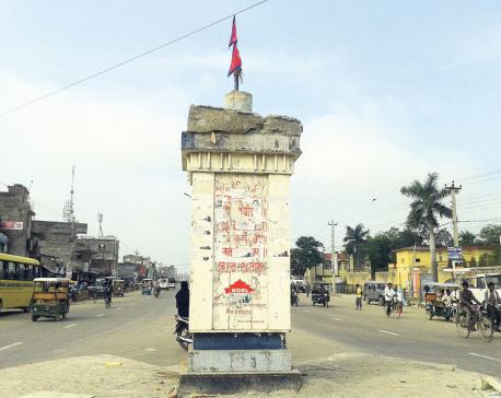 Nepalgunj tense after removal of Birendra's statue