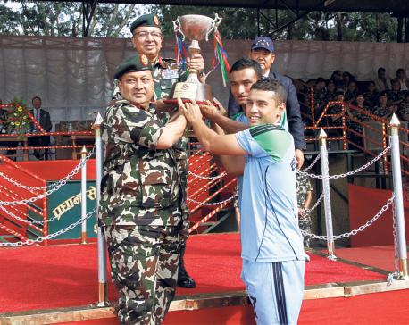 NA  fetes Sirish, Saraswati as curtain falls on CoAS Trophy
