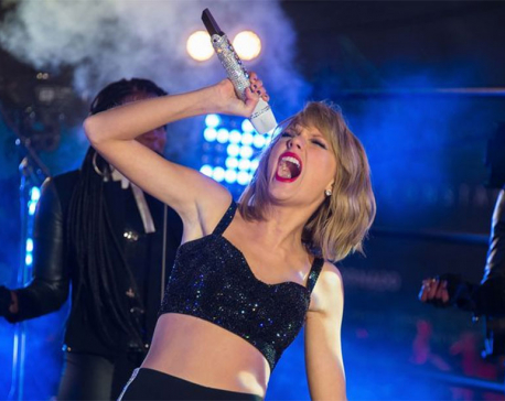 Taylor Swift tops Forbes' highest-paid women in music list