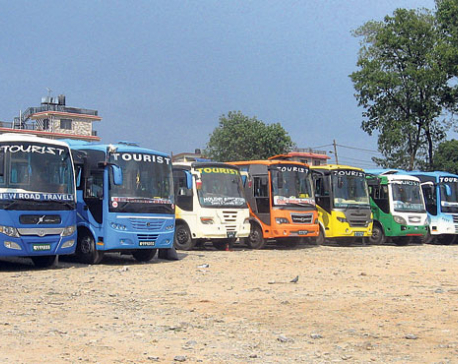 Govt's plan to bar Nepalis from using tourist vehicles draws flak