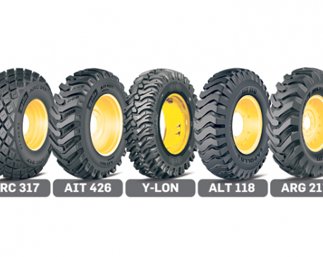 Apollo industrial tires now in Nepal