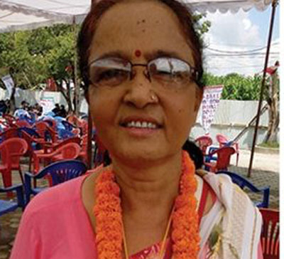 Regmi elected as NWA Chairperson