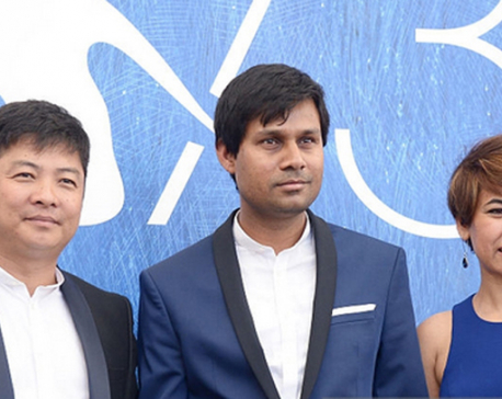 Nepali film 'White Sun' premiered at Venice Film Festival