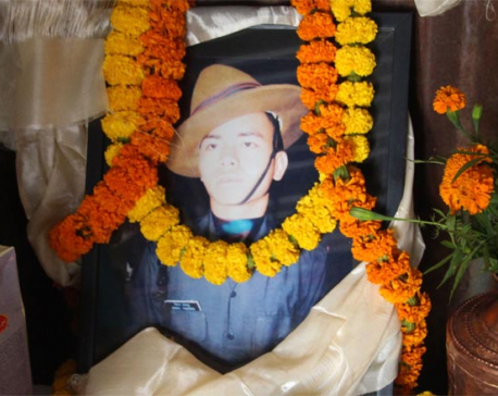 Bimal becomes martyr when Pakistani side opened fire