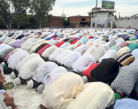 Celebrating social harmony through Bakr Eid feast