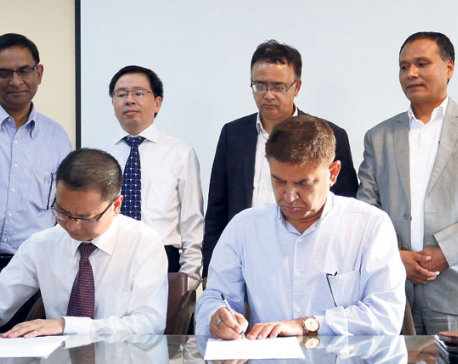 Complete Chameliya within 10 months, energy minister tells CGGC