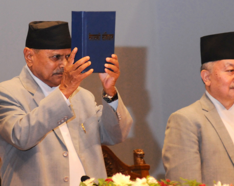 Nepal observing Constitution Day as a national festival