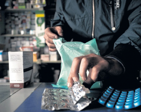 4 arrested with illegal narcotic drugs