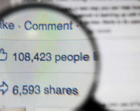 Counting likes on Facebook? Then you are living without a sense of purpose
