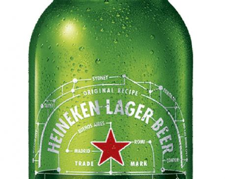 Heineken launches 'Cities of the World'