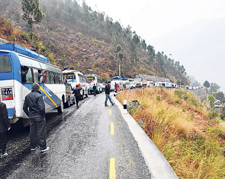 Heavy vehicles on BP Highway mar road safety: Stakeholders