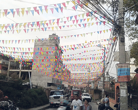 Jhamsikhel Street Festival
