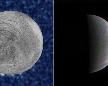 Jupiter moon may have water plumes that shoot up 125 miles